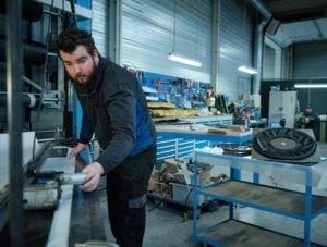 Aerofilm air caster specialist engineering